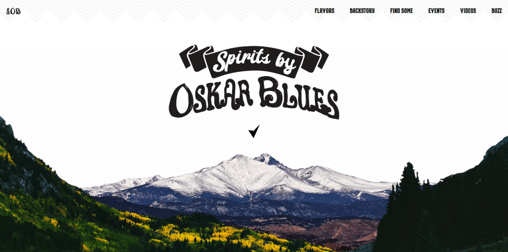 SOB - Spirits by Oskar Blues