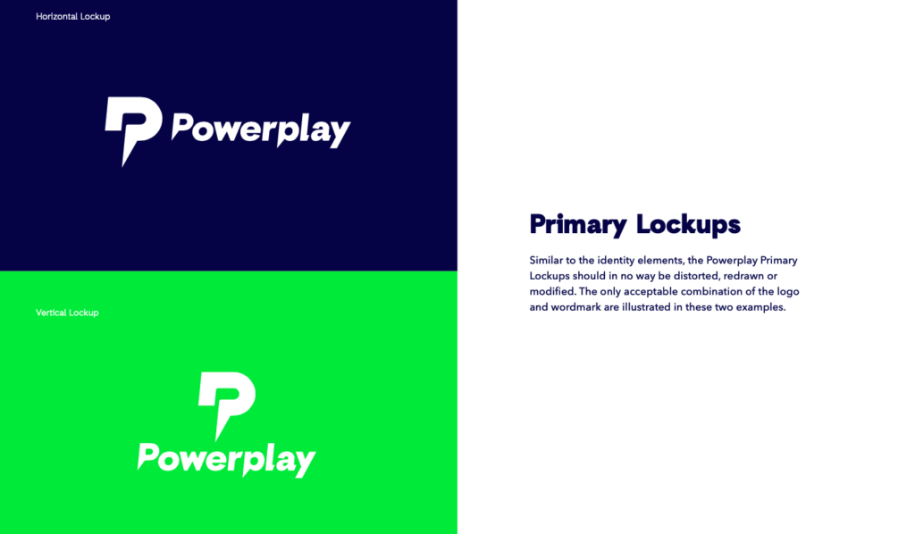 powerplay retail rebranding