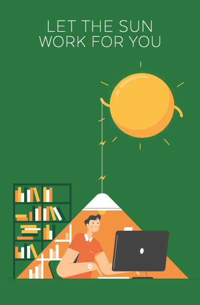 Employ the sun – Library